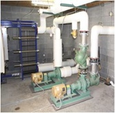 Geothermal Mechanical Rooms