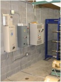 Heat Pump and Controls Installation